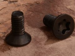 flat head torx screws