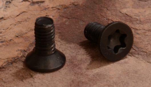flat head torx screws