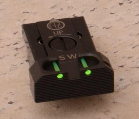 CZ Shadow 2 rear sight