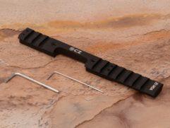 Rail Scope Mount Rimfire Rifle Scope 2-part - CZ 455, 452