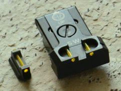 CZ shadow 2 adjustable rear sight