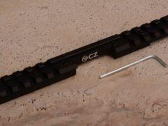 Picatinny / Rail Weaver CZ 457