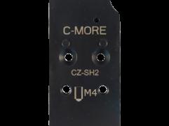 CZ Shadow 2 optics readyC - more red dot plate